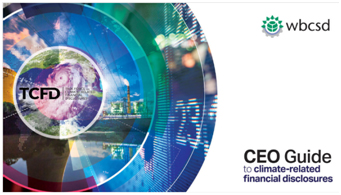 il wbcsd presenta la ceo guide to climate related financial disclosures